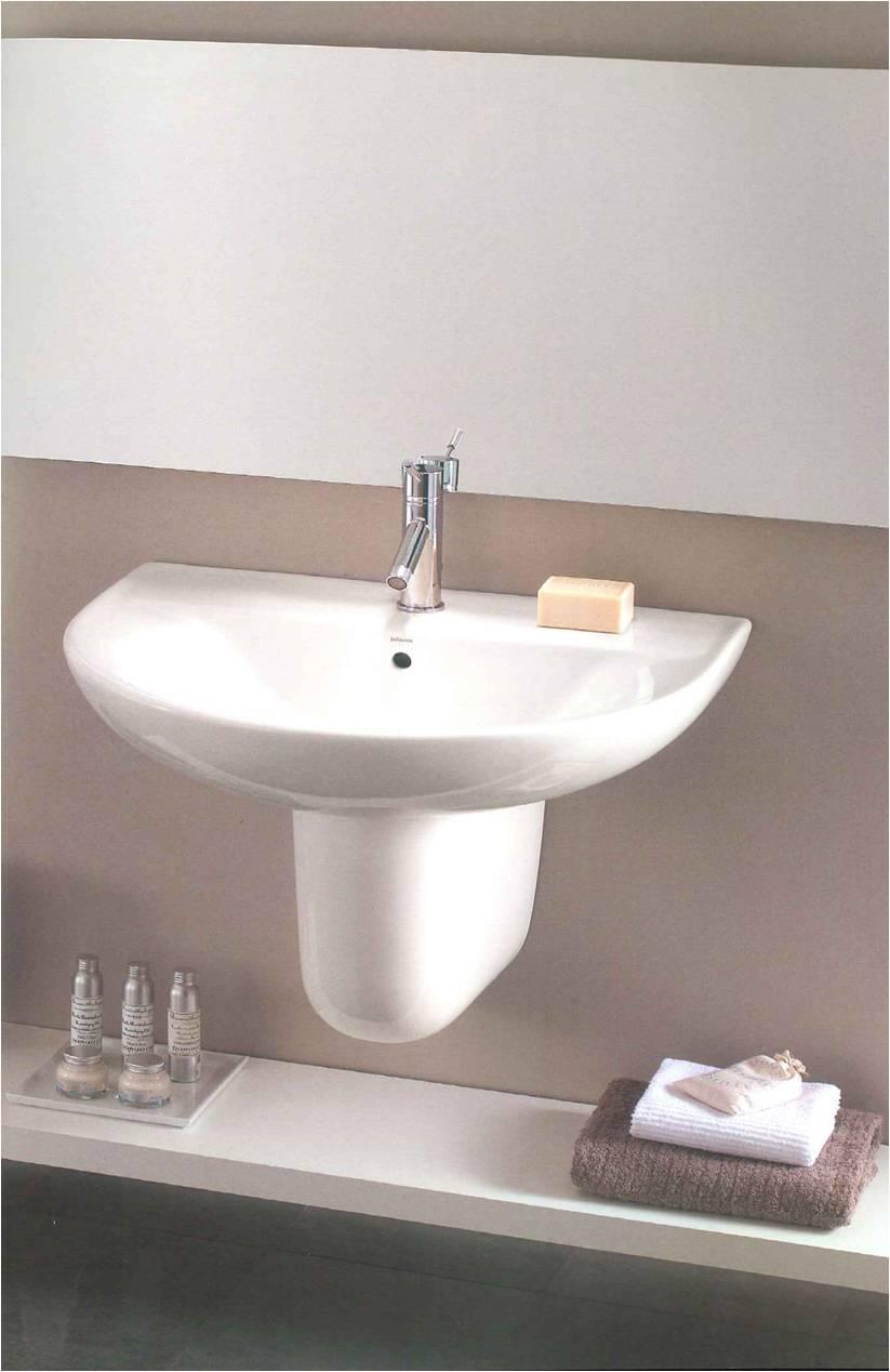 Decoração de Interiores  Casa de Banho  Faça Você Mesmo -> Como Instalar Pia De Banheiro Com Coluna Suspensa