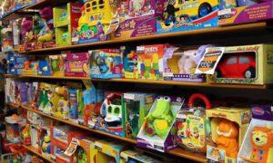 Compras de Natal baratas para as crianças