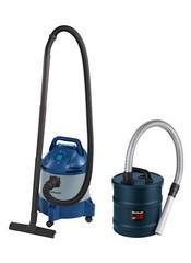 aspirador e filtro de cinzas