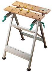 bancada de trabalho em madeira