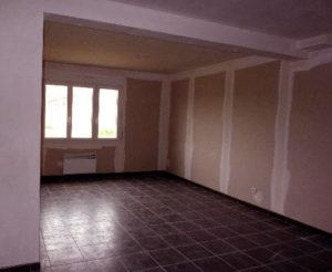 Casa Pré-fabricada, Isolamento Interior
