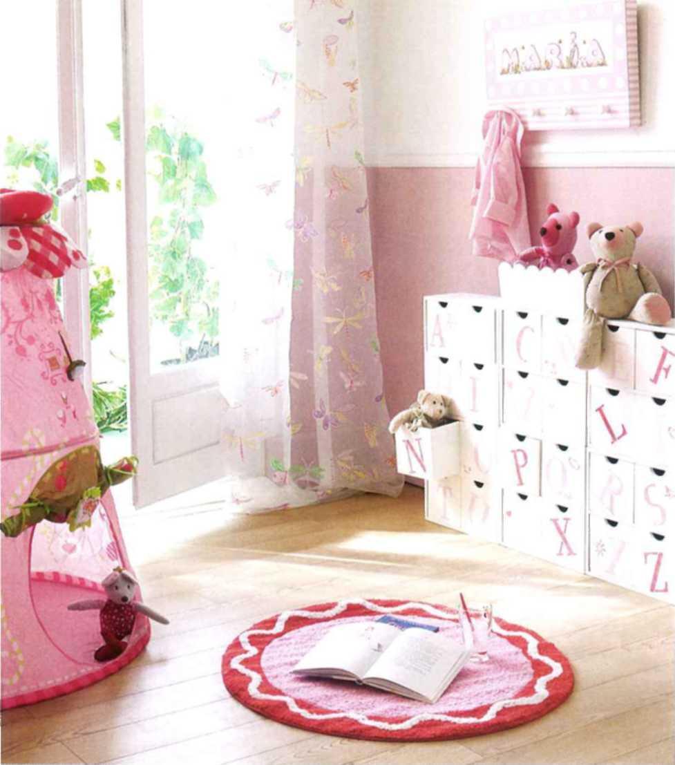 decoração de interiores - quarto de crianças