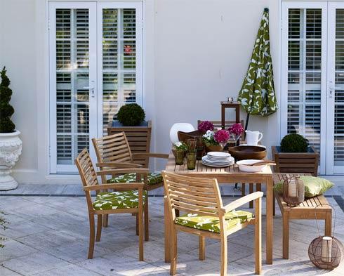 Dicas para cuidar de mobili rio exterior fa a voc mesmo - Mobiliario de exterior ...