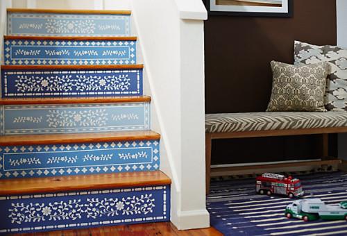 stencil-escadas