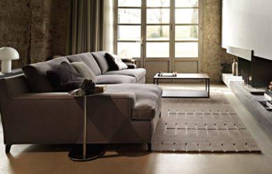tapete ideal para sua sala