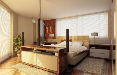 tapete ideal para o quarto