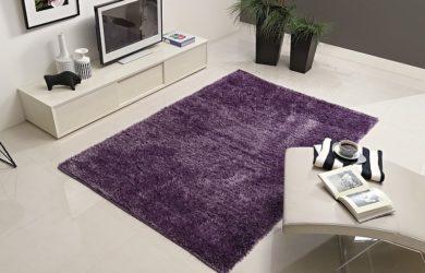 tapetes para a decoração da casa