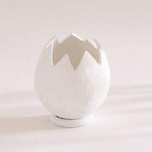vaso decorativo para a Páscoa passo 4
